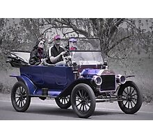 Ford Model T 1914 Photographic Print