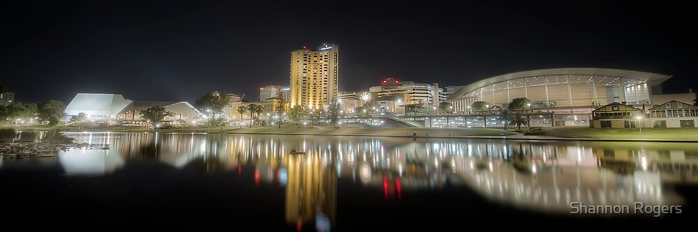 Adelaide City by Shannon Rogers