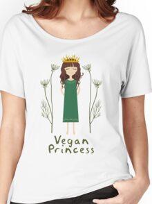 Vegan Princess Women's Relaxed Fit T-Shirt