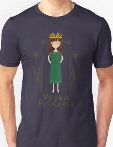 Vegan Princess Unisex T-Shirt