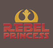 Rebel Princess One Piece - Short Sleeve