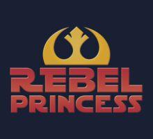 Rebel Princess Kids Tee