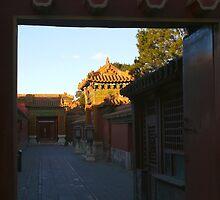 The Once Forbidden City (Zijin Cheng) # 3 by manojmurugan