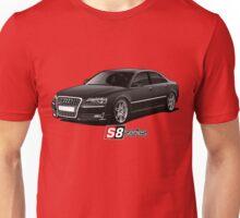 Audi S8 Unisex T-Shirt