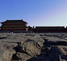 The Once Forbidden City (Zijin Cheng) # 5 by manojmurugan
