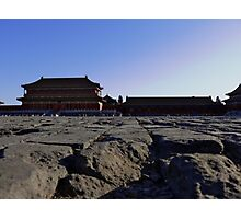 The Once Forbidden City (Zijin Cheng) # 5 Photographic Print