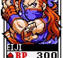 Eiji by Lupianwolf
