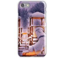 Space Playground iPhone Case/Skin