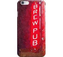 Brewpub iPhone Case/Skin