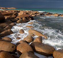 East Coast, Friendly Beaches, Tasmania by David Jamrozik
