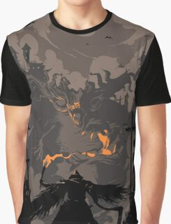 Blood Encounter Graphic T-Shirt