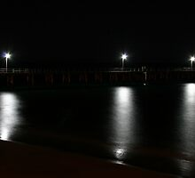 Night Jetty by RobsVisions