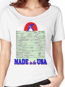 Penguin for Mayor Women's Relaxed Fit T-Shirt