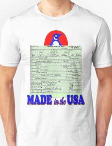 Penguin for Mayor Unisex T-Shirt