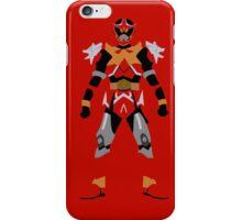 Power Rangers Mystic Force Koragg iPhone Case/Skin