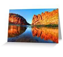 Glen Helen Beauty Greeting Card