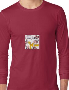 omar assi kekkofg Long Sleeve T-Shirt