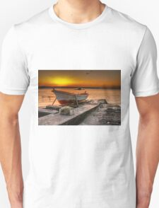 Ready for fishing Unisex T-Shirt