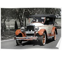 Hupmobile A 1926 Poster