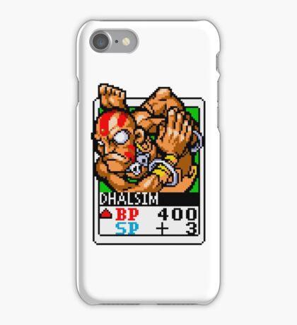Dhalsim - Street Fighter iPhone Case/Skin