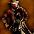 Ride 'em cowboy by Alan Mattison