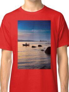 Gone fishing Classic T-Shirt