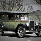 Willys Overland Whippet 1926 by Geoffrey Higges