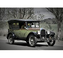 Willys Overland Whippet 1926 Photographic Print