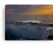 Waves of Phillip Island Canvas Print