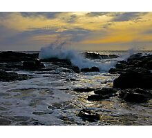 Ocean Wind and Light Photographic Print