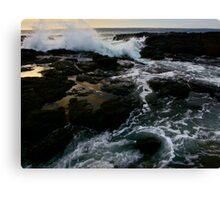 Southern Sea Swells  Canvas Print