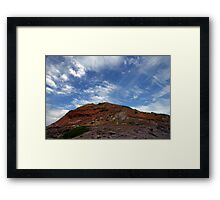 Cape Sky Framed Print