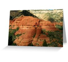 Majestic Views from the Sky Greeting Card