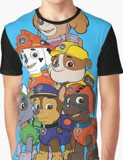 Pup Pyramid Graphic T-Shirt