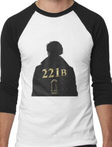 Sherlock 221B Men's Baseball ¾ T-Shirt