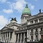 Argentinian Congress by SlenkDee