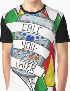 Calc-you-later! Graphic T-Shirt
