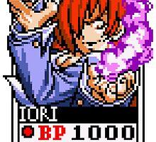 iori by Lupianwolf