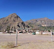 Cotahuasi Soccer Field by SlenkDee