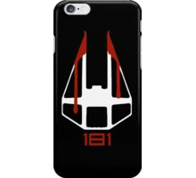 181st Fighter Group - Star Wars Veteran Series iPhone Case/Skin