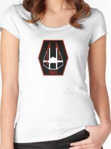 181st Fighter Group - Star Wars Veteran Series Women's Fitted Scoop T-Shirt
