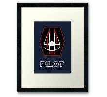 181st Fighter Group - Star Wars Veteran Series Framed Print
