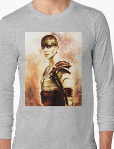Mad Max : Fury Road - Furiosa Long Sleeve T-Shirt
