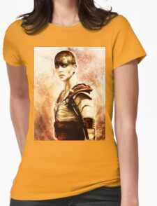 Mad Max : Fury Road - Furiosa Womens Fitted T-Shirt