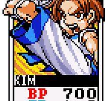 Kim by Lupianwolf