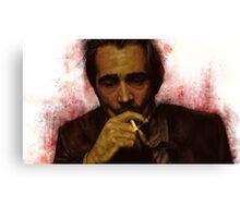 True Detective - Ray Velcoro Canvas Print