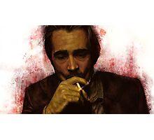 True Detective - Ray Velcoro Photographic Print