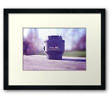 ::35mm:: Framed Print