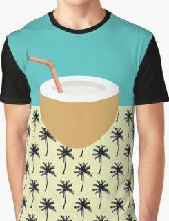 Coconut Fiesta  Graphic T-Shirt