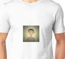 Young Castiel in a blue sweater Unisex T-Shirt